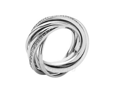 DKNY žiedas su kristalu NJ1878040 (Dydis: 59 mm) Paveikslėlis 1 iš 1 310820042052