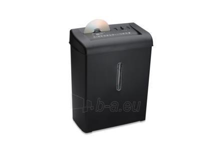 Dokumentų naikiklis Ednet X7CD, 7 lapai, CD/DVD, Cross-Cut Paveikslėlis 2 iš 4 30057800179