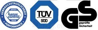 Dokumentų naikiklis Genie 250 CD DIN P-1 Paveikslėlis 2 iš 2 30057800180