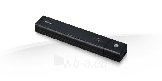Dokumentų skeneris Canon P208 II Paveikslėlis 1 iš 3 250253300340