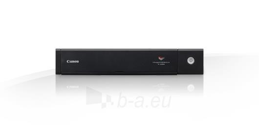 Dokumentų skeneris Canon P208 II Paveikslėlis 2 iš 3 250253300340