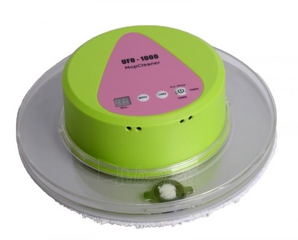 Drėgno ir sauso grindų valymo robotas UFO-1000 Paveikslėlis 1 iš 7 250120101045