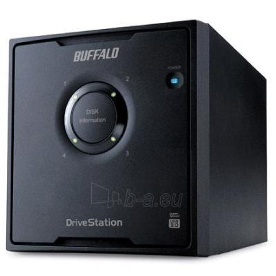 DriveStation Quad 16TB USB3.0 4x 4TB HDD RAID 0/1/5/10 Paveikslėlis 1 iš 4 250255520197