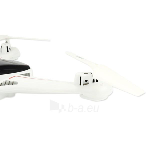 Dronas DRON Quadrocopter FLYING AR DRONE PREMIUM S3 RAPTOR WHITE Paveikslėlis 6 iš 9 310820021885