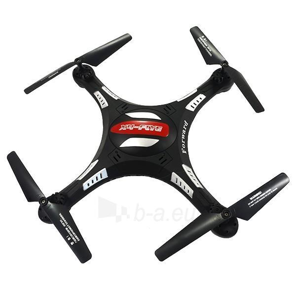 Dronas DRON Quadrocopter FLYING AR DRONE VOYAGER RQ 77-05 Paveikslėlis 5 iš 8 310820021886