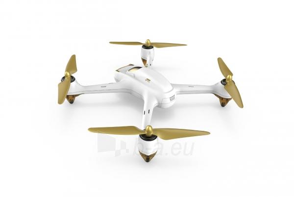 Dronas Hubsan X4 Air H501S Professional Edition white Paveikslėlis 3 iš 7 310820253744