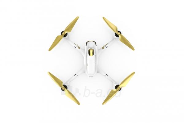 Dronas Hubsan X4 Air H501S Professional Edition white Paveikslėlis 4 iš 7 310820253744