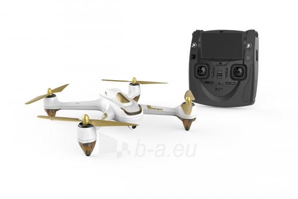 Dronas Hubsan X4 Air H501S Professional Edition white Paveikslėlis 5 iš 7 310820253744