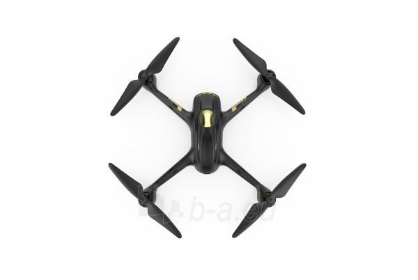 Dronas Hubsan X4 Air H501S Standard Edition black Paveikslėlis 4 iš 8 310820253743