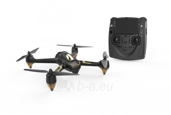 Dronas Hubsan X4 Air H501S Standard Edition black Paveikslėlis 5 iš 8 310820253743