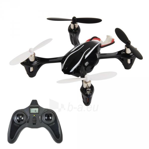 Dronas Hubsan X4 H107L Mini Quadcopter LED version Paveikslėlis 2 iš 3 310820253745