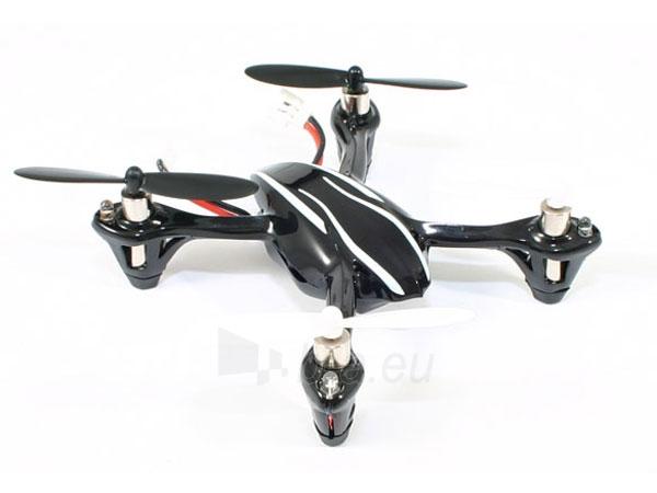 Dronas Hubsan X4 H107L Mini Quadcopter LED version Paveikslėlis 3 iš 3 310820253745