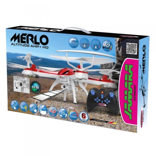 Dronas Merlo Altitude HD AHP+ Quadrocopter Paveikslėlis 5 iš 5 310820098706