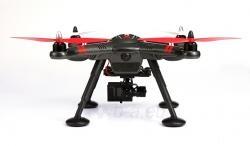 Rob.Dronas XK X380 Detect 2.4GHz be kam. Paveikslėlis 5 iš 10 310820021869