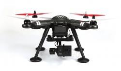 Rob.Dronas XK X380 Detect 2.4GHz be kam. Paveikslėlis 9 iš 10 310820021869