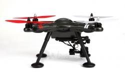 Rob.Dronas XK X380 Detect 2.4GHz be kam. Paveikslėlis 8 iš 10 310820021869