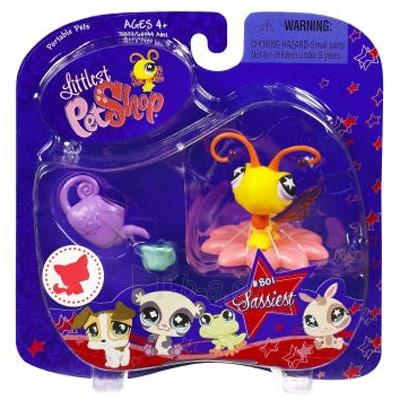 Drugelis Hasbro 78833 LITTLEST PET SHOP Collectible Pets Paveikslėlis 1 iš 2 250710900327