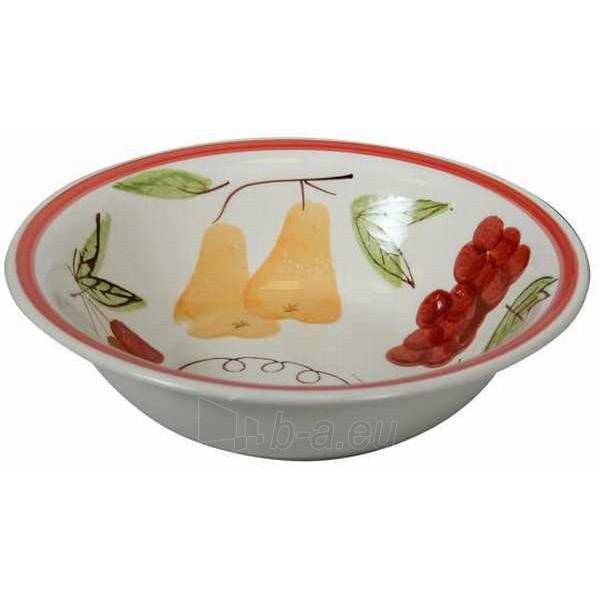 Dubenėlis keramik. 500ml su dekoru Paveikslėlis 1 iš 1 310820029077