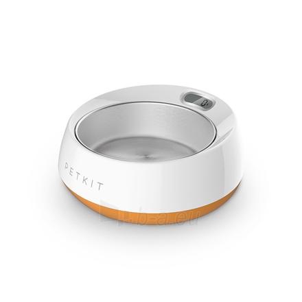 Dubenėlis šuniui PETKIT Smart Pet Bowl Fresh Metal Coral Orange Paveikslėlis 1 iš 6 310820162415