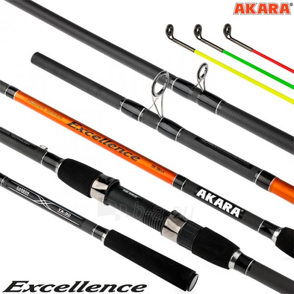 Dugninė meškerė Akara Excellence Feeder 3.30m 90-120-150g Paveikslėlis 1 iš 2 310820224693