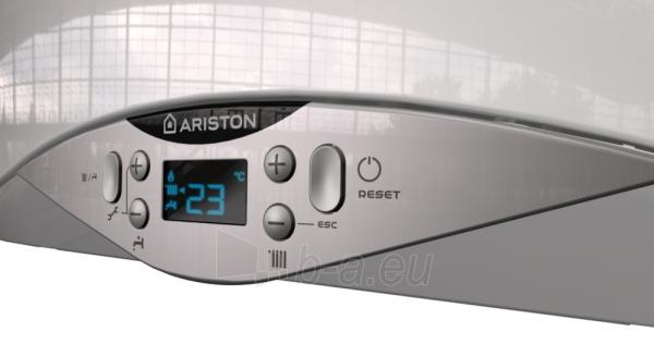 Dujinis katilas ARISTON Cares Premium 24kW Paveikslėlis 2 iš 3 271311000135