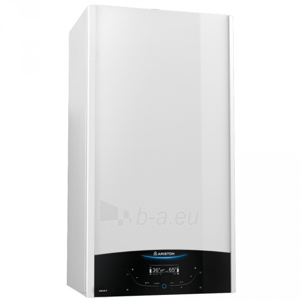 Dujinis kondensacinis katilas Ariston Genus One, 24 kW, vandens ruošimas atskirame šildytuve Paveikslėlis 1 iš 3 310820163338