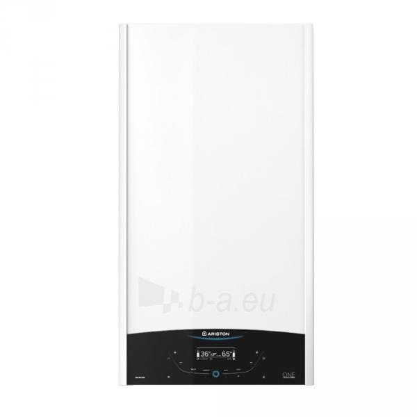 Dujinis kondensacinis katilas Ariston Genus One, 24 kW, vandens ruošimas atskirame šildytuve Paveikslėlis 2 iš 3 310820163338