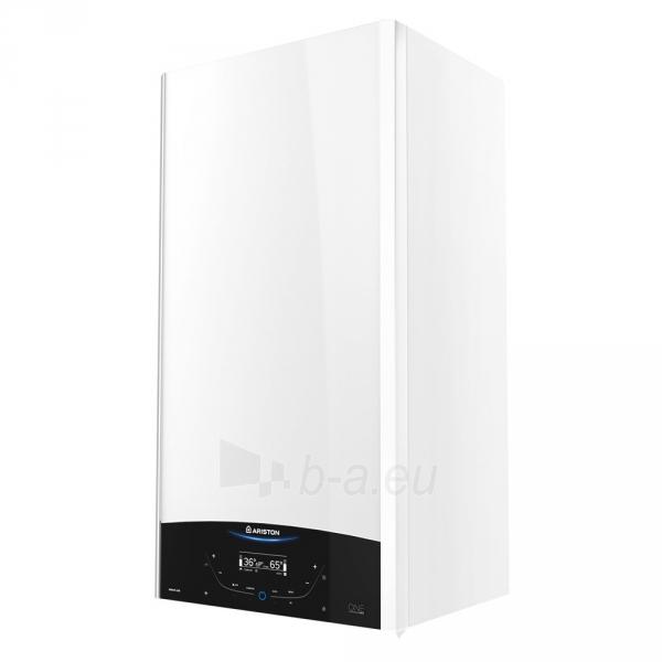 Dujinis kondensacinis katilas Ariston Genus One, 24 kW, vandens ruošimas atskirame šildytuve Paveikslėlis 3 iš 3 310820163338