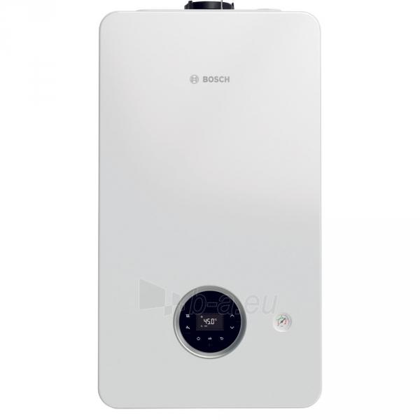 Dujinis kondensacinis katilas Bosch Condens, GC 2300iW, 15/25C, momentinis vandens ruošimas, baltas Paveikslėlis 2 iš 3 310820194534