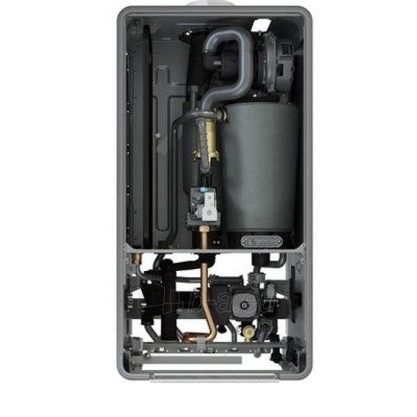 Dujinis kondensacinis katilas Bosch Condens, GC 7000iW, 24/28C, momentinis vandens ruošimas, baltas Paveikslėlis 4 iš 5 310820194509