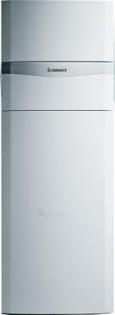 Dujinis kondensacinis katilas Vaillant ecoCOMPACT VSC 206/4 -5 su 150 litrų karšto vandens šildytuvu Paveikslėlis 1 iš 1 310820078560