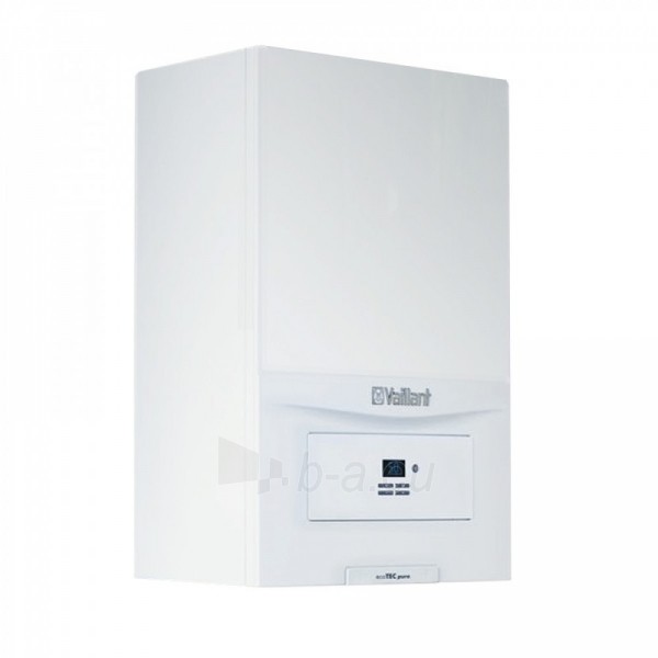 Dujinis kondensacinis katilas Vaillant ecoTEC PURE VUW 236/7-2 Paveikslėlis 1 iš 3 310820253713