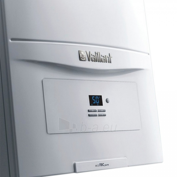 Dujinis kondensacinis katilas Vaillant ecoTEC PURE VUW 286/7-2 Paveikslėlis 3 iš 3 310820253715
