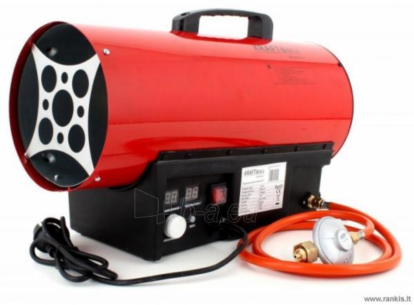 Dujinis šildymo įrenginys 230V, 30kW (KD702) Paveikslėlis 1 iš 1 310820054699