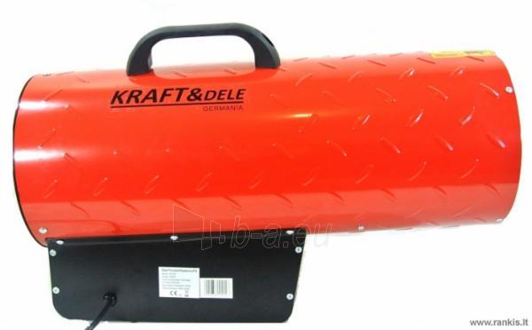Dujinis šildymo įrenginys KrafTDele KD700 15kW Paveikslėlis 1 iš 1 310820054695
