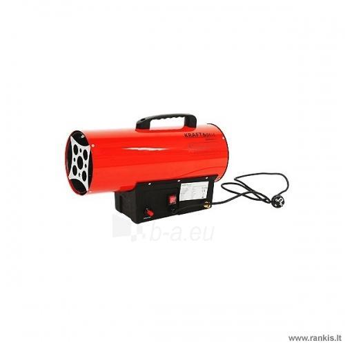 Dujinis šildytuvas 10kW, 220V KrafTDele KD701 Paveikslėlis 1 iš 1 310820054696
