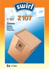 SWIRL Z107/5 Pop. D.s. filtras Paveikslėlis 1 iš 1 301150000022