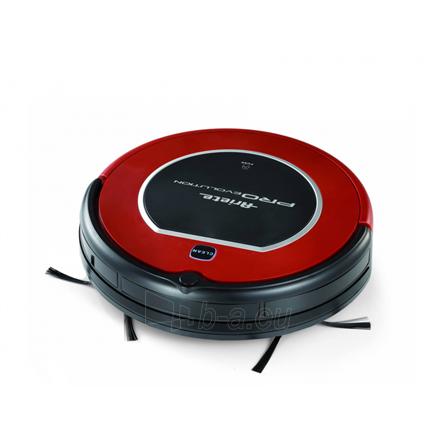 Dulkių siurblys Ariete Vacuum cleaner A2713 Warranty 24 month(s), Robot, Red/ black, 0.3 L, HEPA filtration system, Cordless, 10.8 V, 90 min Paveikslėlis 1 iš 5 310820174321