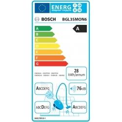 Vacuum cleaner Bosch BGL35MON6 Paveikslėlis 4 iš 8 250120100923