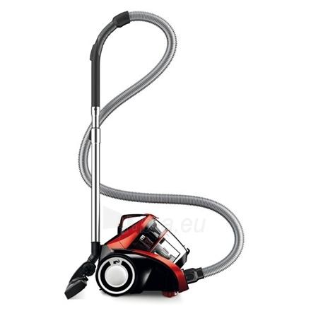 Dulkių siurblys Dirt Devil Vacuum cleaner DD5254-1 Infinity Rebel 54 HFC Bagless, Red, 800 W, A, A, D, A, 78 dB, 220-240 V, Paveikslėlis 1 iš 10 310820124026