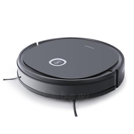 Dulkių siurblys Ecovacs Vacuum cleaner DEEBOT U2 PRO Robot, 150 min, 0.4 L, 66 dB, Wet & Dry, Black, Lithium Ion Paveikslėlis 3 iš 5 310820224678