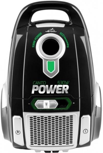 Vacuum cleaner ETA Canto 148190000 Paveikslėlis 1 iš 7 310820012253