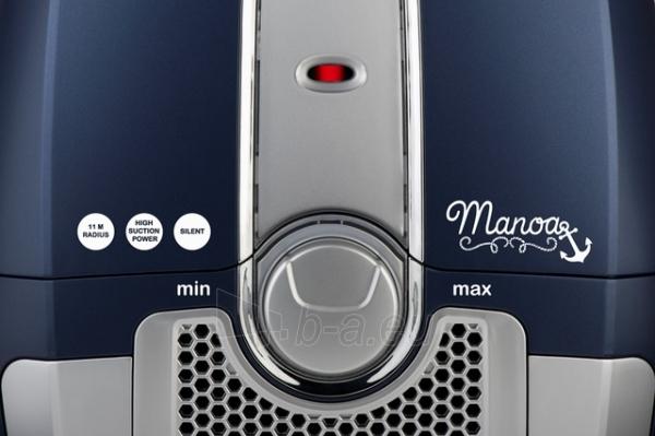 Vacuum cleaner ETA Manoa, Mėlynas Paveikslėlis 5 iš 5 250120100984