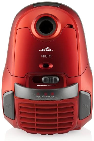 Vacuum cleaner ETA Preto 048790010 Paveikslėlis 1 iš 4 250120101117
