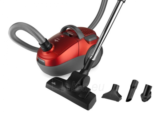 Vacuum cleaner ETA Preto 048790010 Paveikslėlis 2 iš 4 250120101117