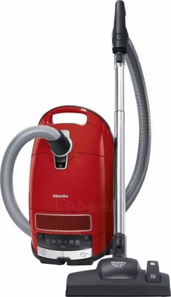 Dulkių siurblys Miele Complete C3 Excellence Red Eco Paveikslėlis 1 iš 2 310820012457