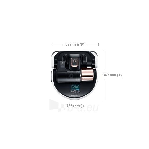 Dulkių siurblys Samsung VR20H9050UW/SB Paveikslėlis 3 iš 3 250120101107