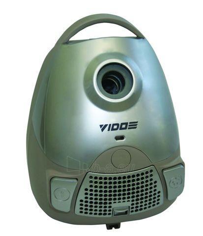 Vacuum cleaner VIDO CB 700 Paveikslėlis 1 iš 1 250120100529