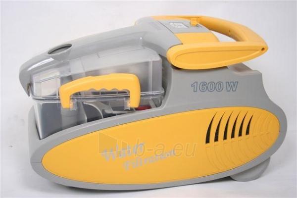 Vacuum cleaner WEISMANN MC-806E gelsvas Paveikslėlis 1 iš 1 250120100530