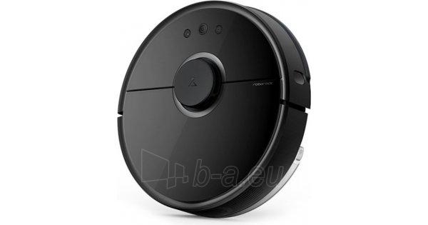 Dulkių siurblys Xiaomi Mijia Roborock 2 Black (S552-00) Paveikslėlis 1 iš 4 310820153461